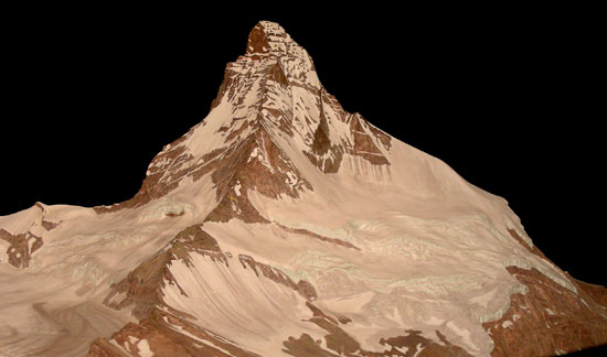 Relief of the Matterhorn